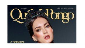 REVISTA QMP MARZO 06 DE 2014 : Que Me Pongo : QMP : 1- PORTADA
